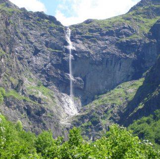 Waterfall Vidimsko Praskalo