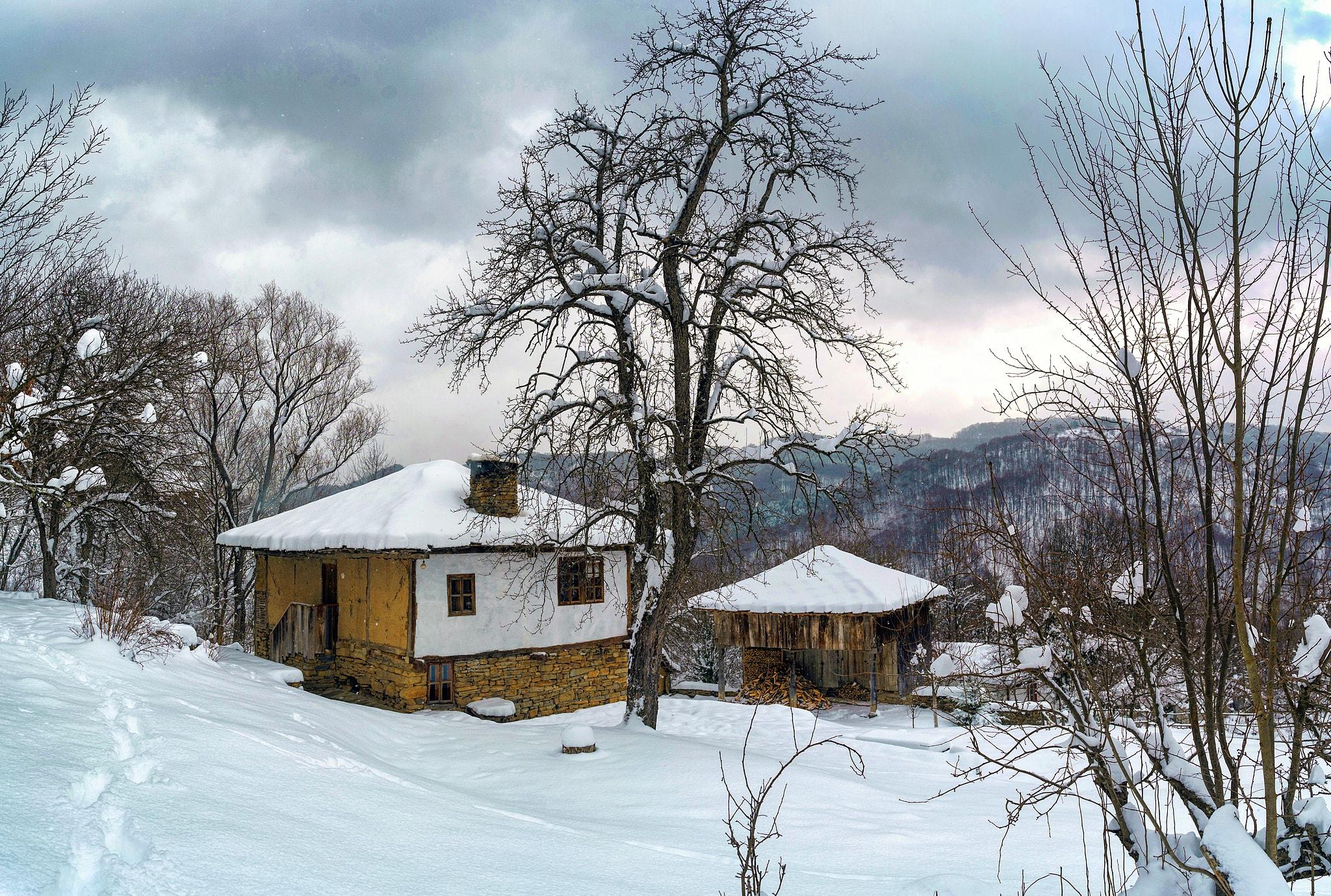 Зимна семейна почивка в Балкана